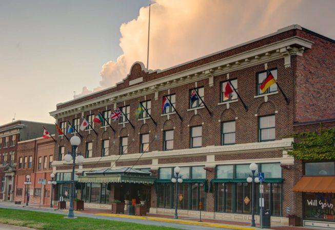 Hotel Pattee | Iowa Bed & Breakfast Guild