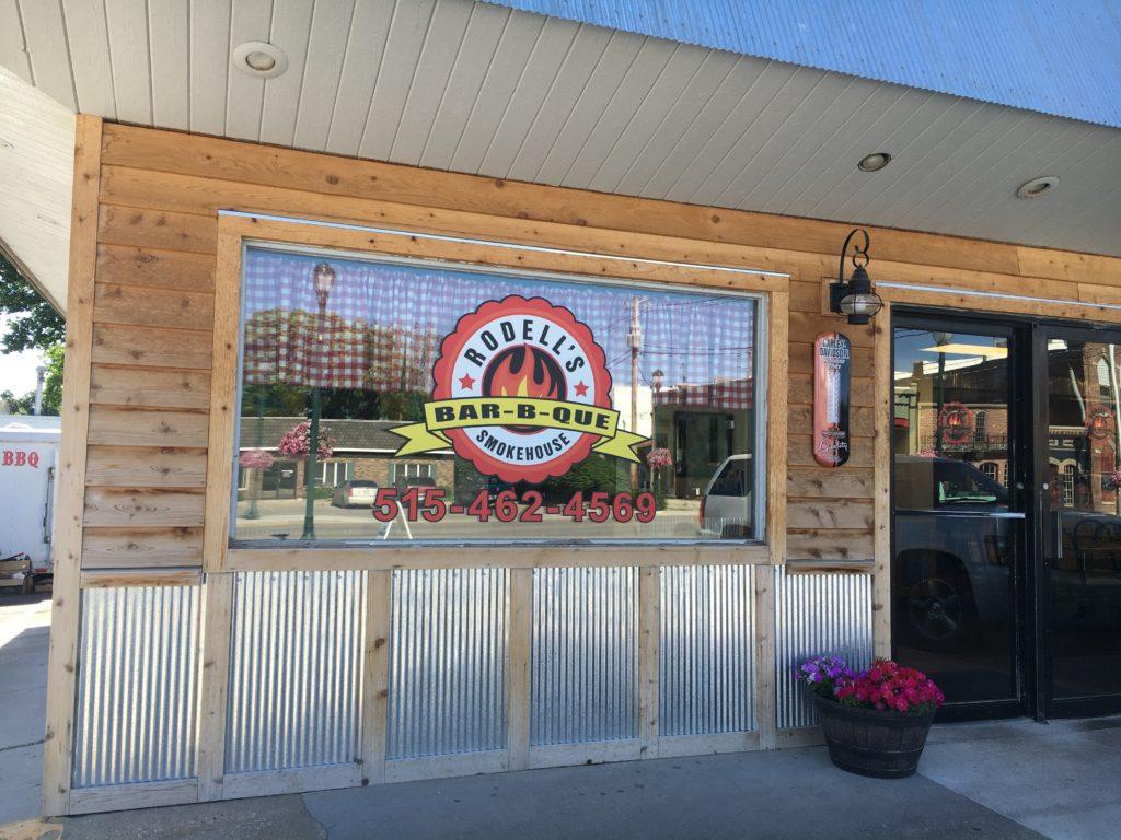 Rodell's Smokehouse Bar-B-Que