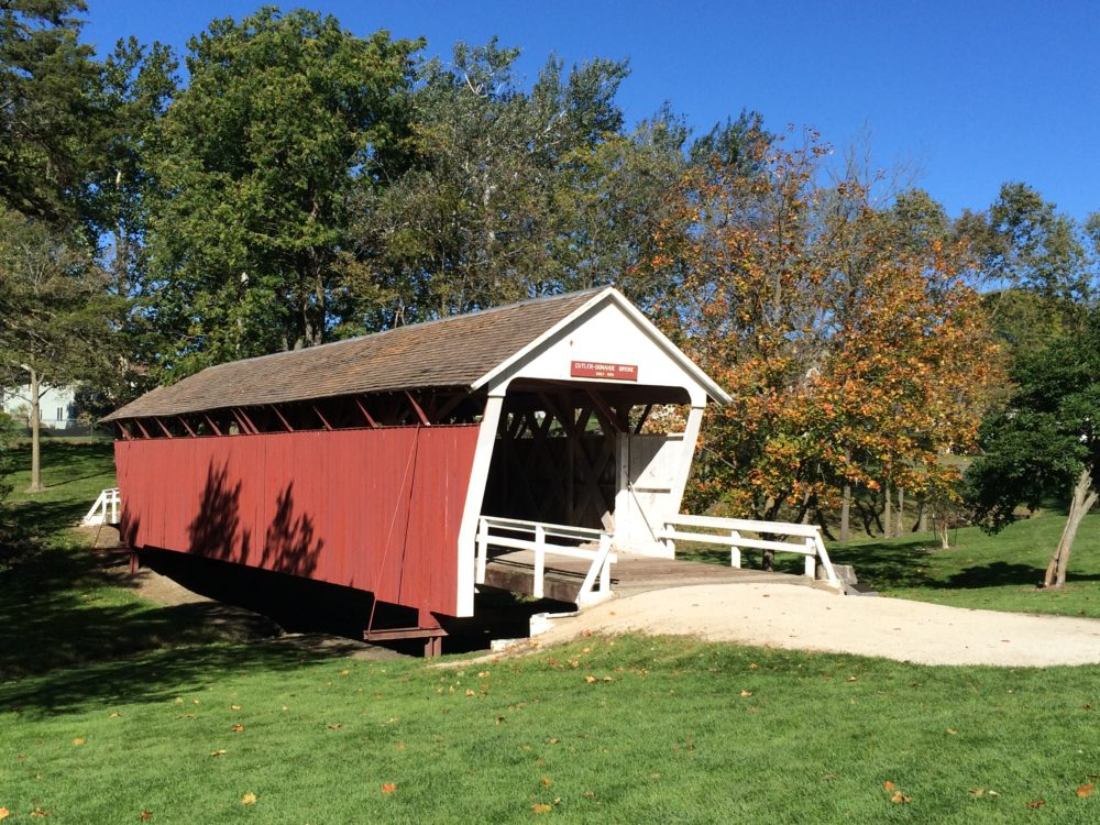 Cutler-Donahoe Covered Bridge