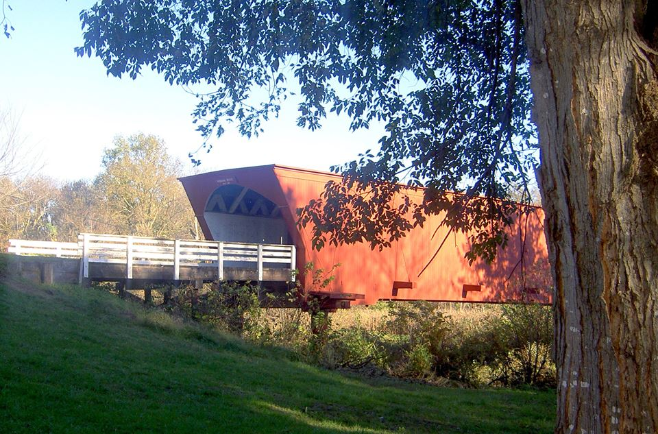 The Covered Bridges Madison County Iowa Chamber Welcome Center