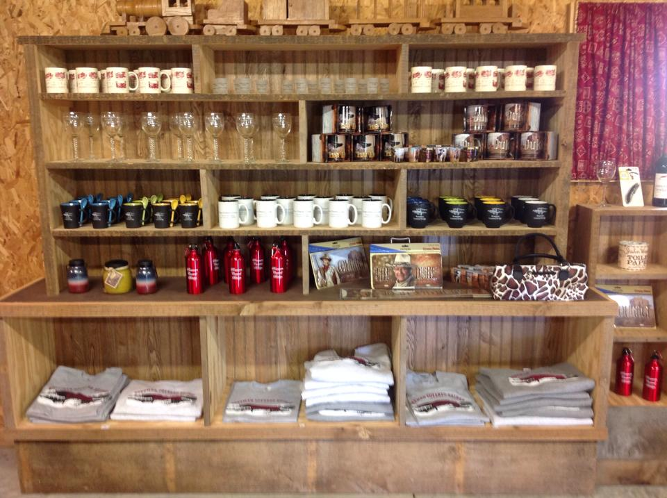 Roseman Bridge Gift Shop