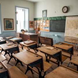 North River Stone Schoolhouse
