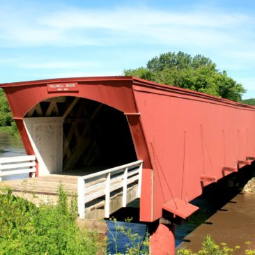 Holliwell Covered Bridge