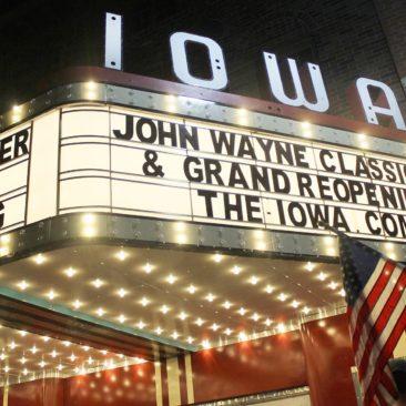 The Iowa Theater