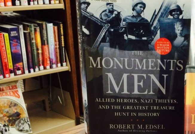George Stout, Monuments Man