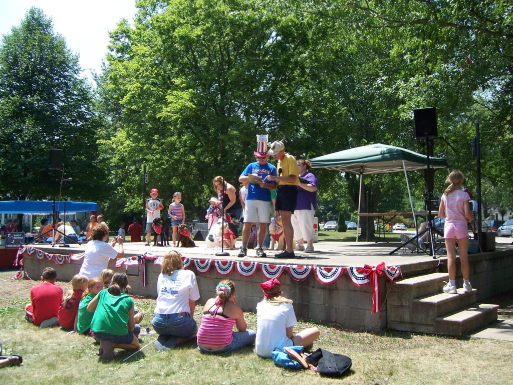 July 4, 2018: Freedom Fest, Earlham