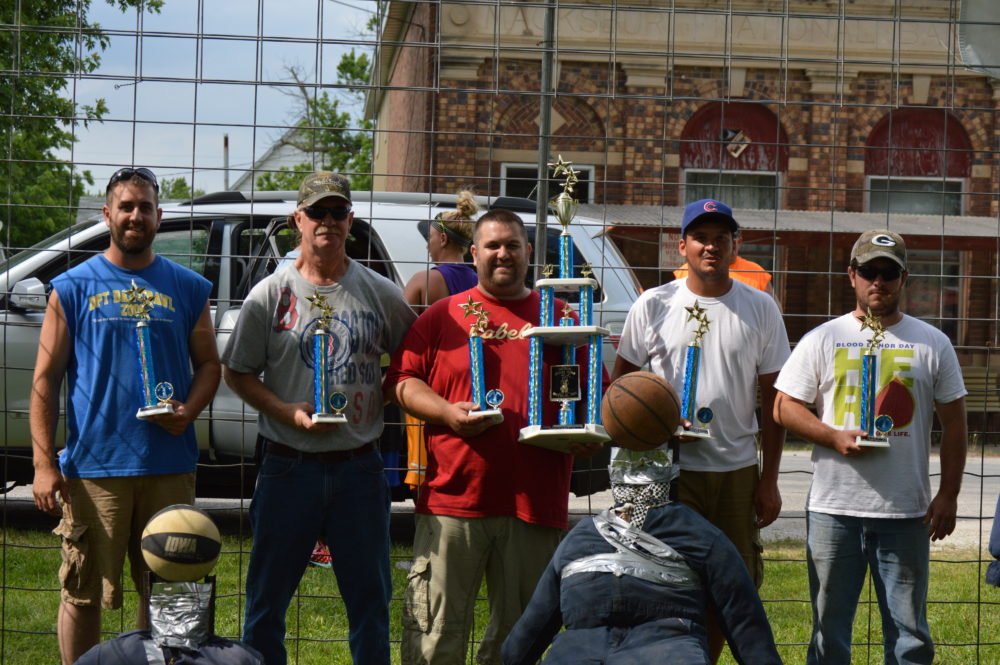 June 16, 2018: Macksburg National Skillet Throw
