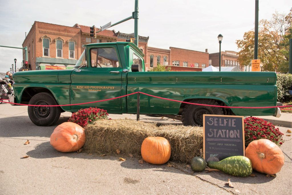 October 12 & 13, 2019: Madison County Covered Bridge Festival